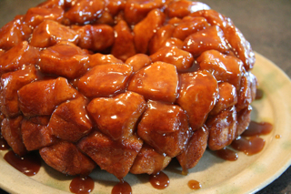 Monkey Bread Recipe by Liza Torborg - Bartholomew Buffet