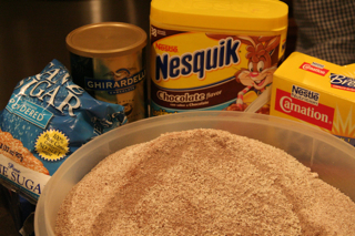 Uncle Roger's Hot Chocolate Mix
