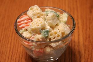 Macaroni Salad by Lois Bartholomew