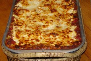 Aunt Sal's Lasagna