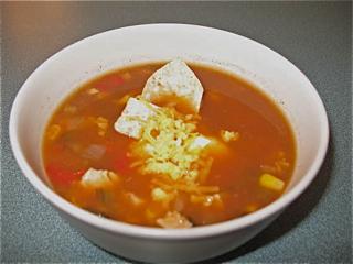 Salsa Soup