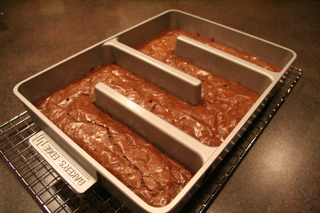 Brownie Edges
