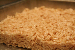 Rice Krispie Bars (Treats) Recipe