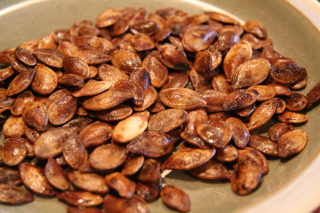 Roasted Pumpkin Seed Recipe