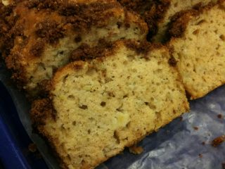 Apple Bread Recipe from the Bartholomew Buffet - bbuffet.com