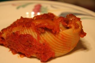Stuffed Shells recipe from the Bartholomew Buffet - bbuffet.com
